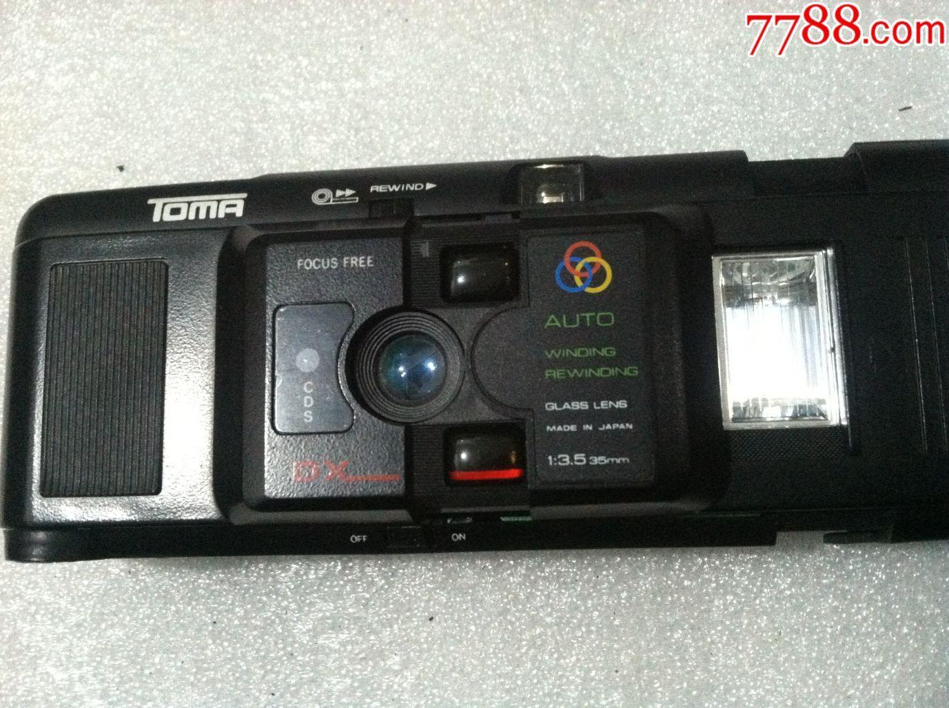 日产toma-m-616带包装封套--相机【按图出售】_价格5元_第3张