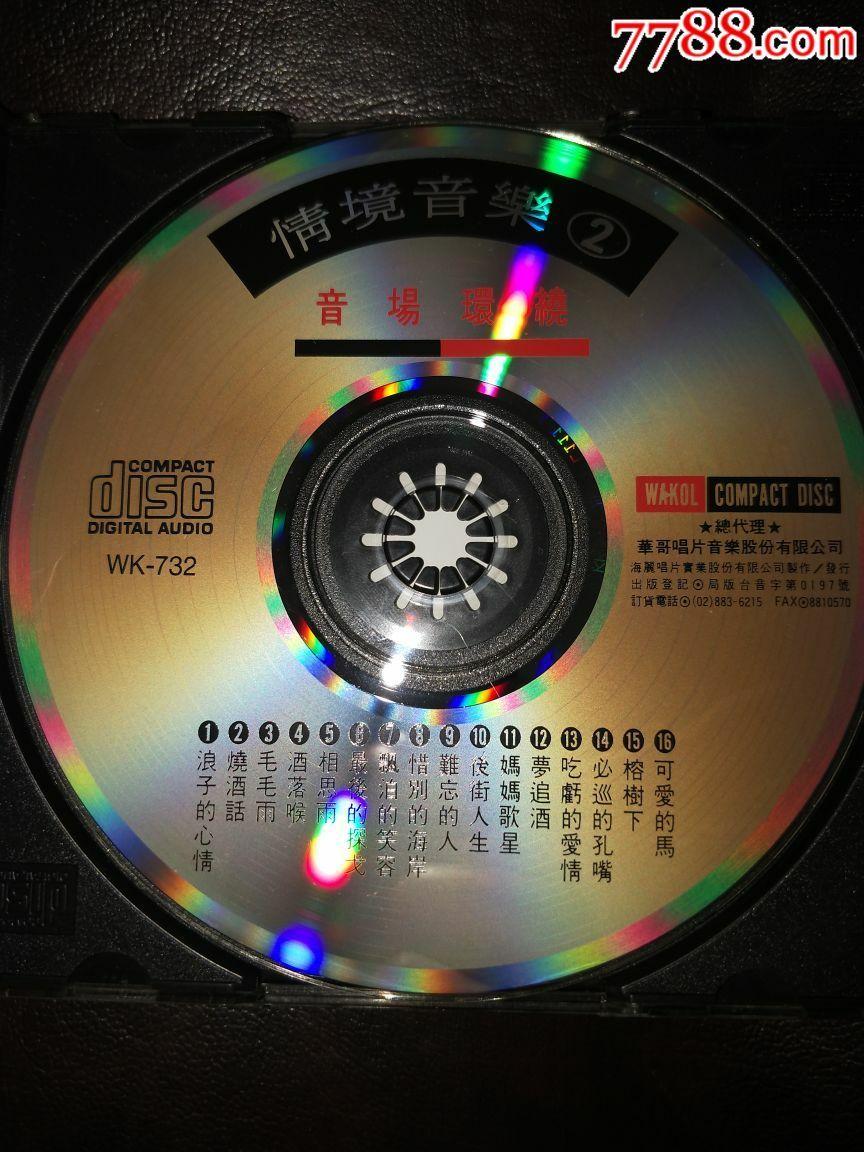 华哥唱片沙龙金吉他音乐 情景音乐2