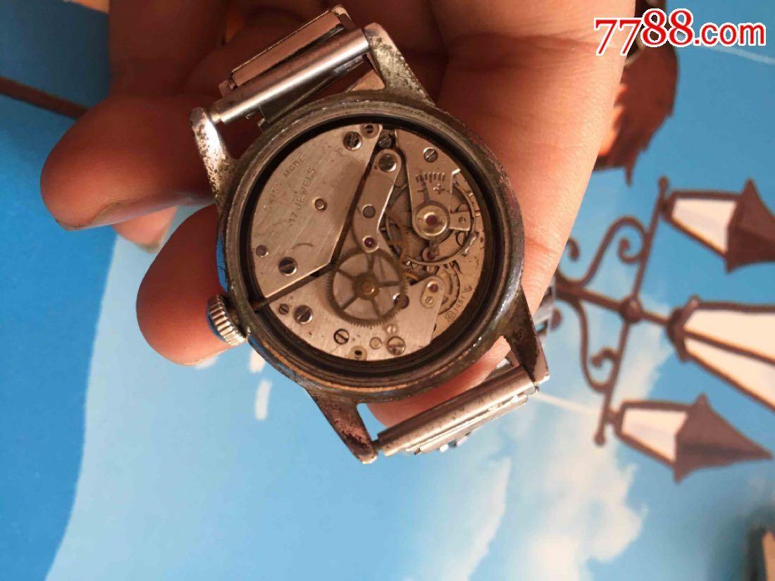 瑞士老机械表与江诗丹顿同款机芯