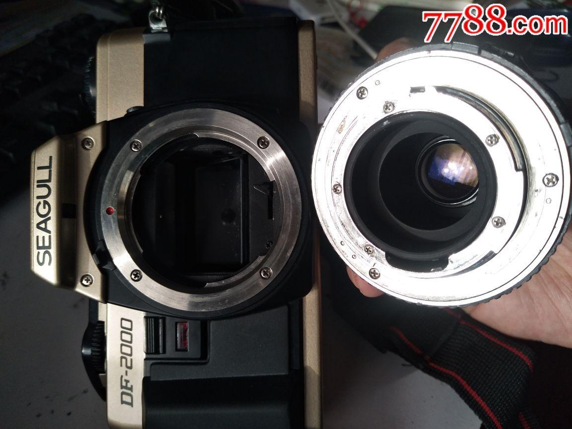 海鸥df2000老相机一台
