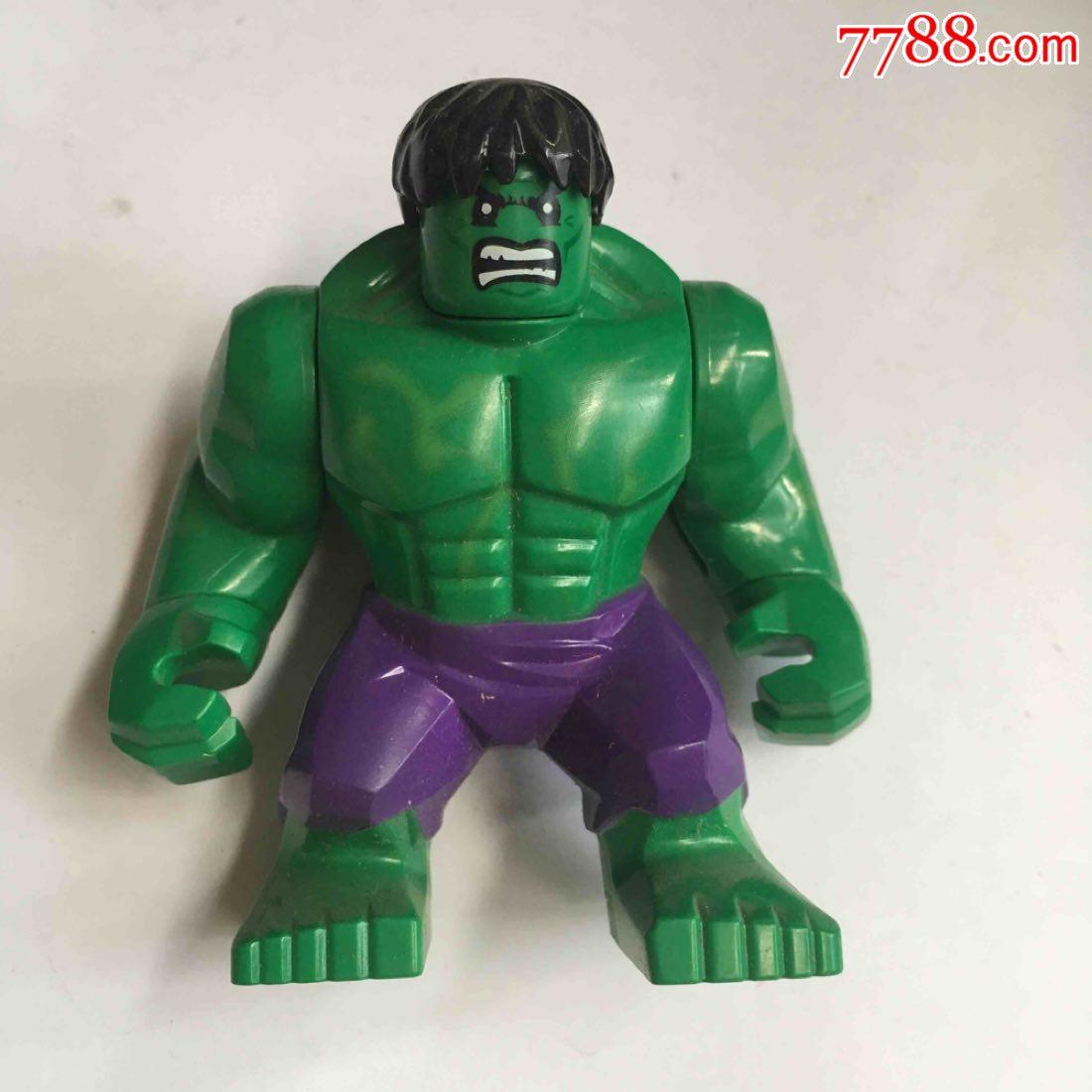 乐高绿巨人