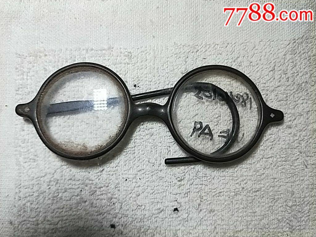 塑料框眼镜