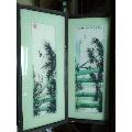 70-80年代手繪玻璃畫(au17086797)_7788舊貨商城__七七八八商品交易平臺(7788.com)