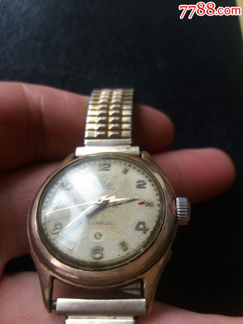 瑞士梅花手表《一线货》图片