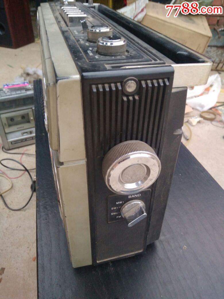 康艺8080-2s收录机康艺收音机录音机