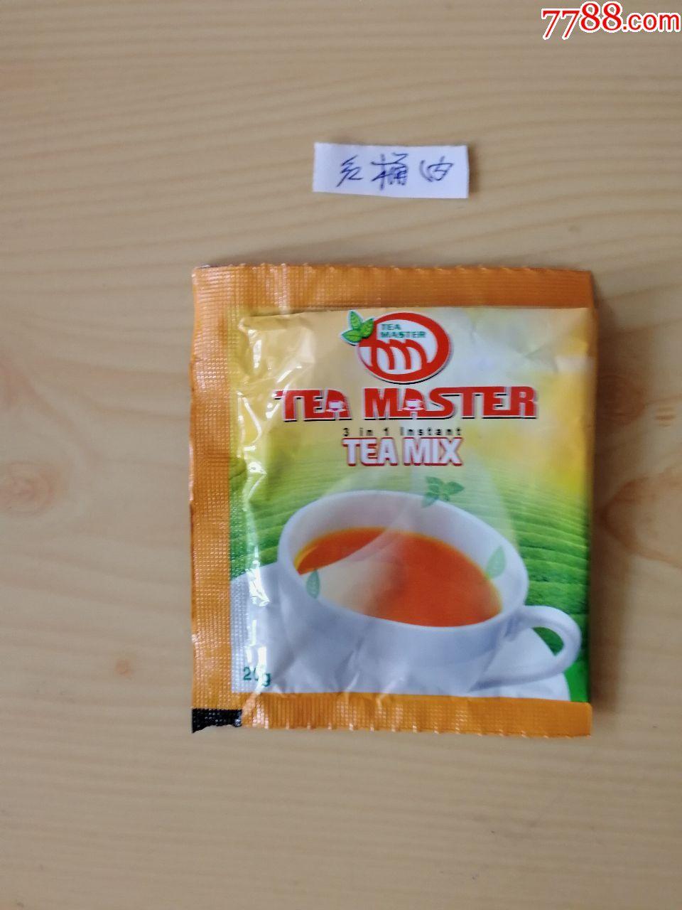 外��茶�耍�奶茶)【已剪口空袋】�甸名牌TEA_MASTER【奶茶�恕�(au17579563)_