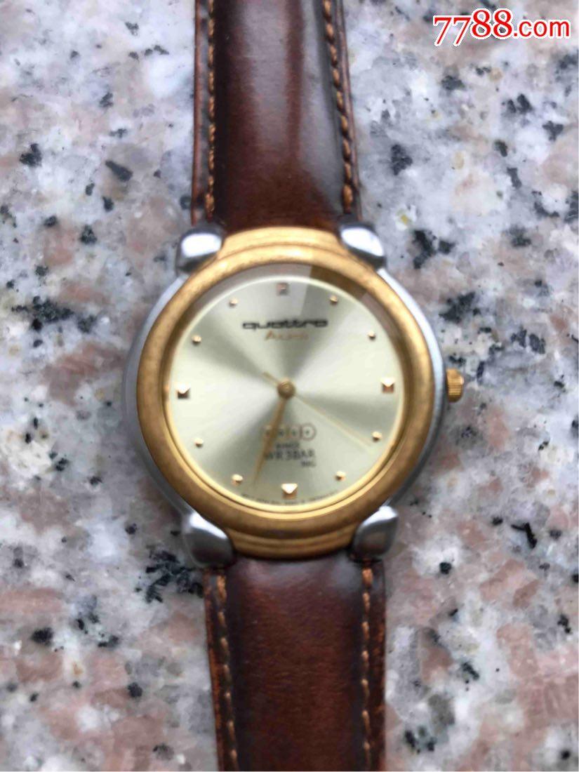 一款特殊的手表奥迪纪念表