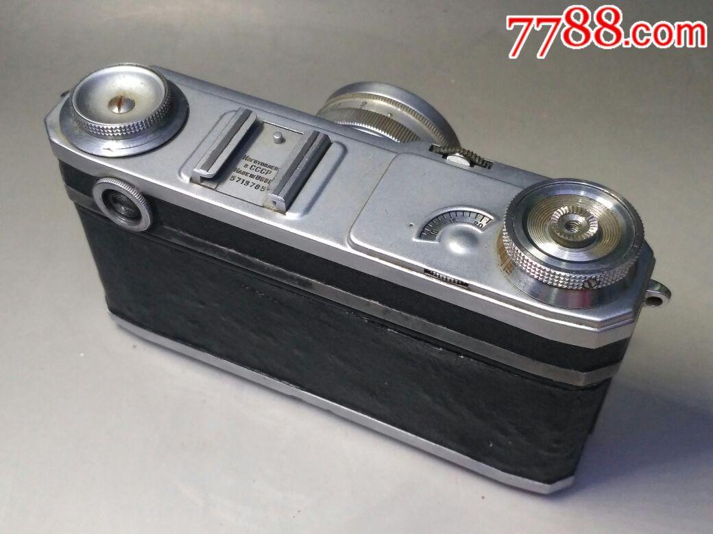 苏联老式胶卷相机一部图片