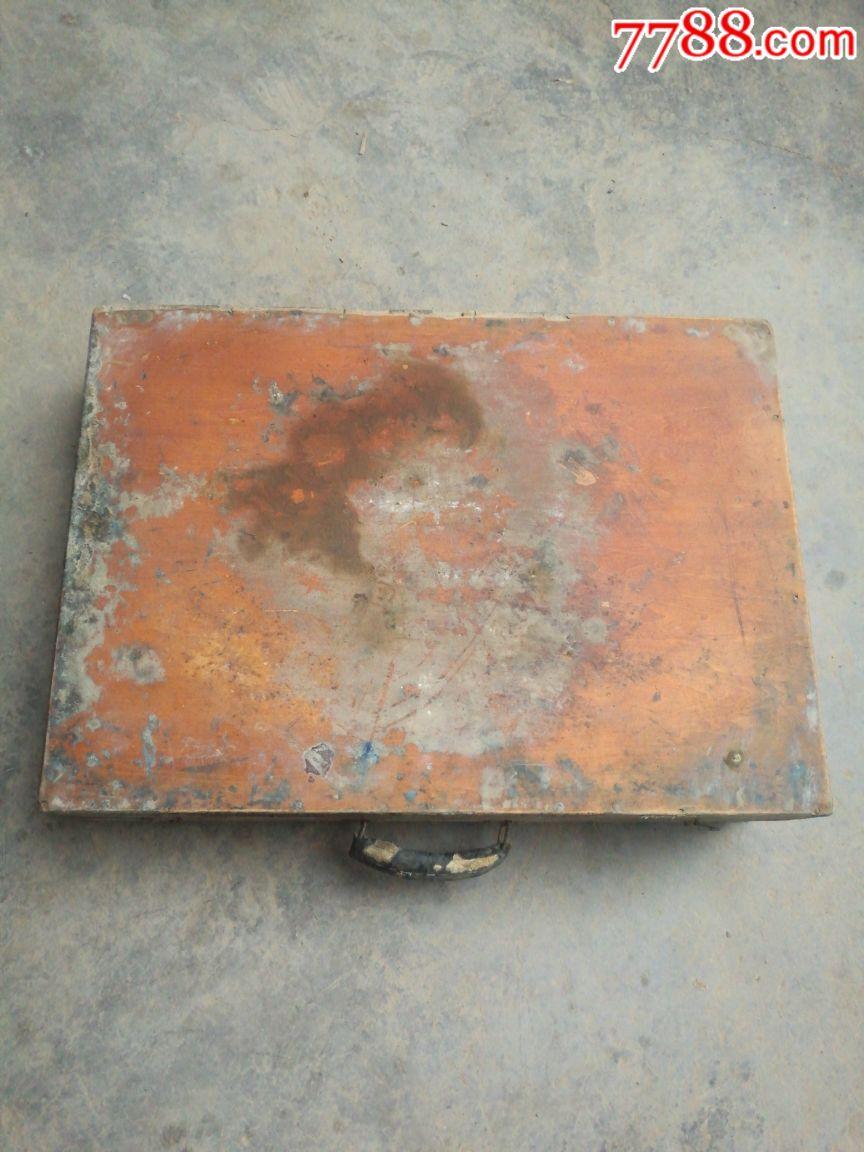 早期手动油印机一台折叠收纳尼龙袋图片