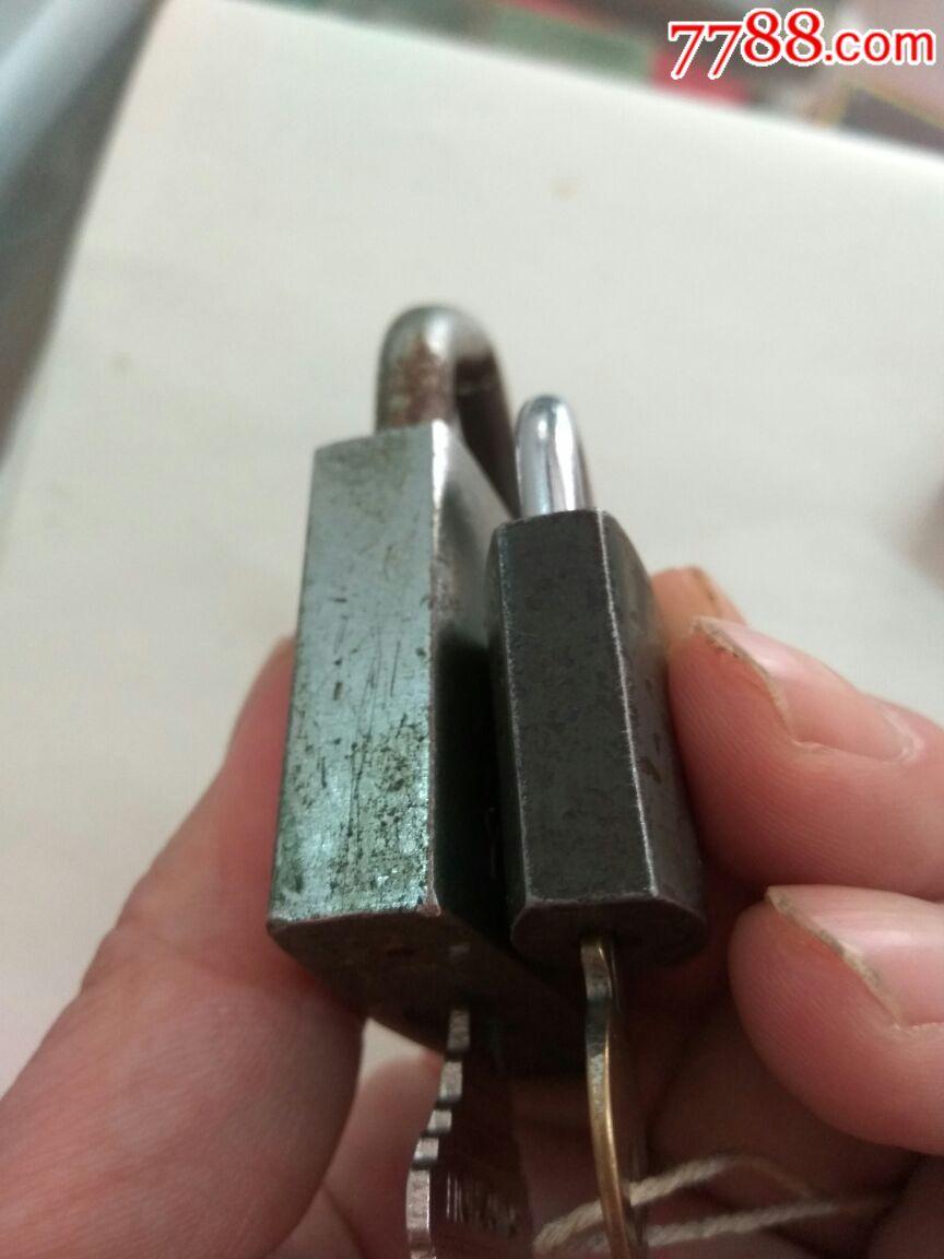 文胸二把铁锁塑料支架图片