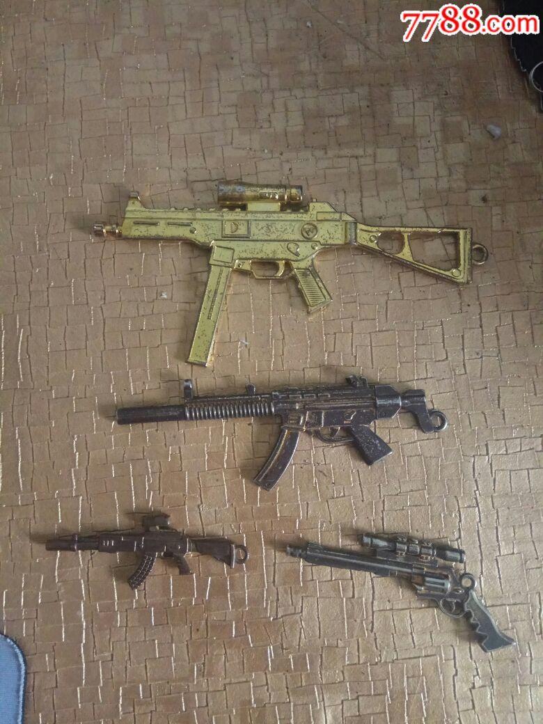 早期老枪模型