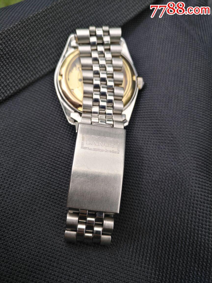 1997香港回归纪念男式手表