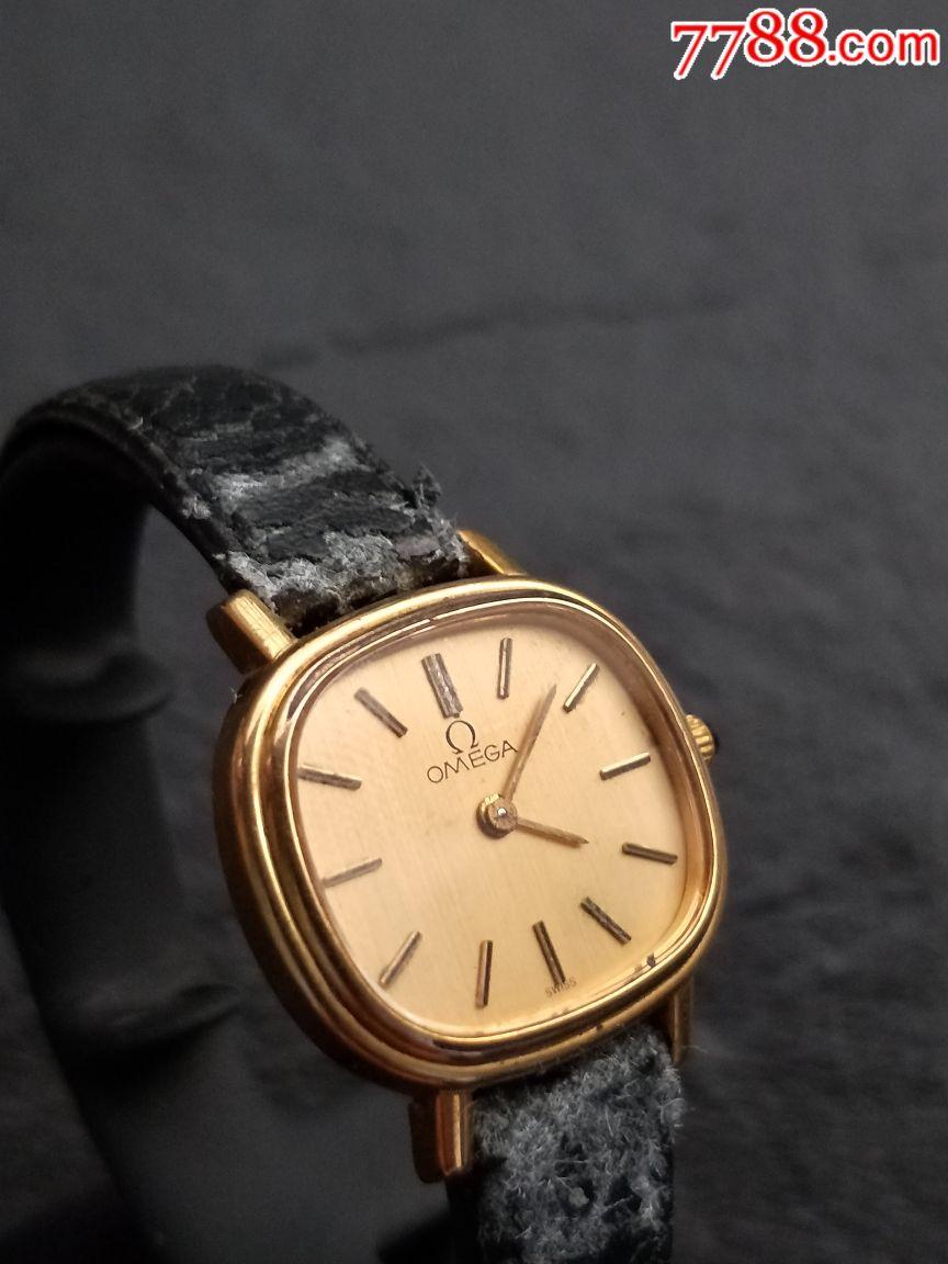 欧米茄女表625机芯【手卷】-au18081325-手表/腕表--_图片