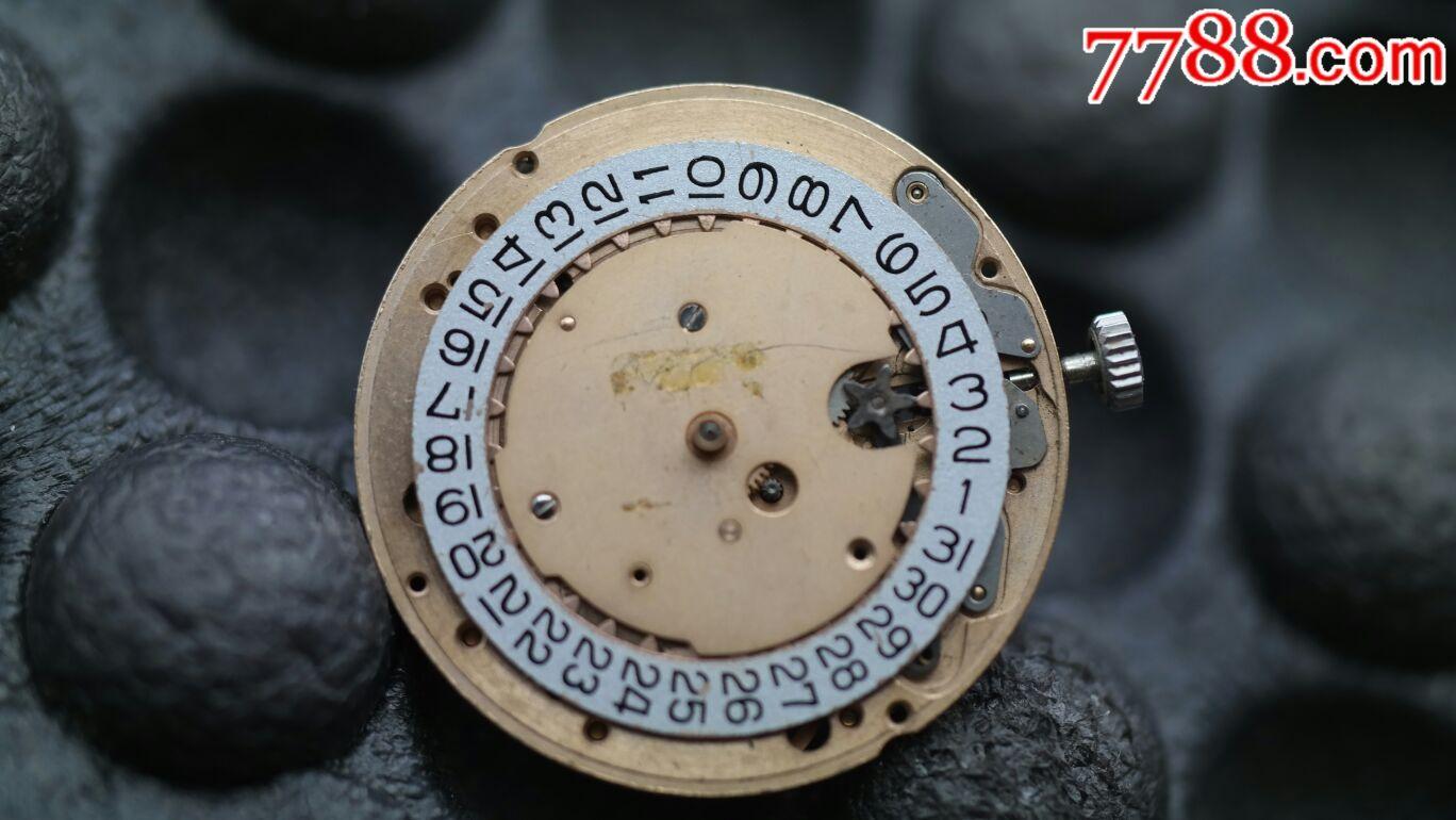 瑞士原装欧米茄1012男式自动机械表机芯图片