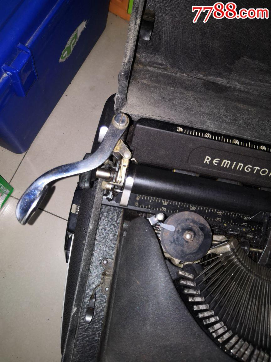 民国,雷明顿机械打字机,美国制造,(pemington)
