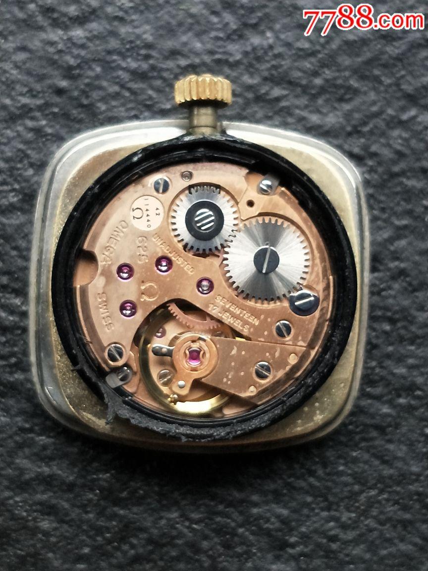 欧米茄女表625机芯《20微米包金》_手表/腕表_壹号馆_图片
