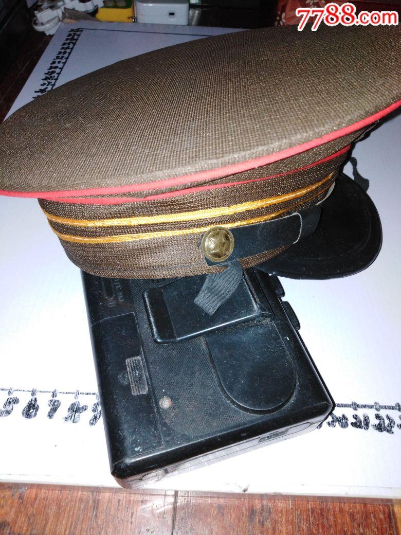七八十年代儿童大盖帽一顶图片