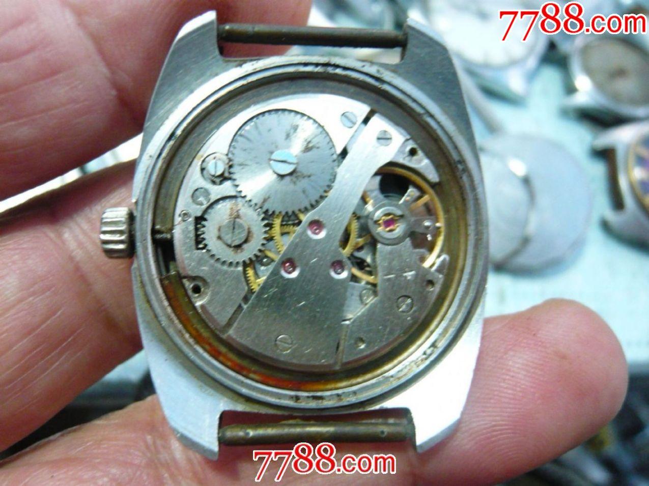 """国产上海""""淮海""""老手表_价格30元_第2张_"""
