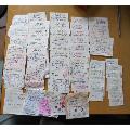 医院收据记账单40张,带语录(au18745860)_7788收藏__中国收藏热线