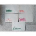 五十年代雕刻版信封【北京风光】5枚合拍。北京雕版-¥567 元_信封_7788网