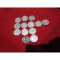 13枚伍分硬币(au19032414)_