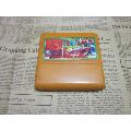 上世纪90年代早期老黄卡fc游戏机卡童年回忆~饿狼传说3合一
