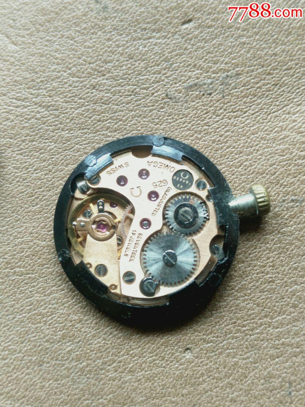 欧米茄625机芯-au19166876-手表/腕表-加价-7788收藏_图片