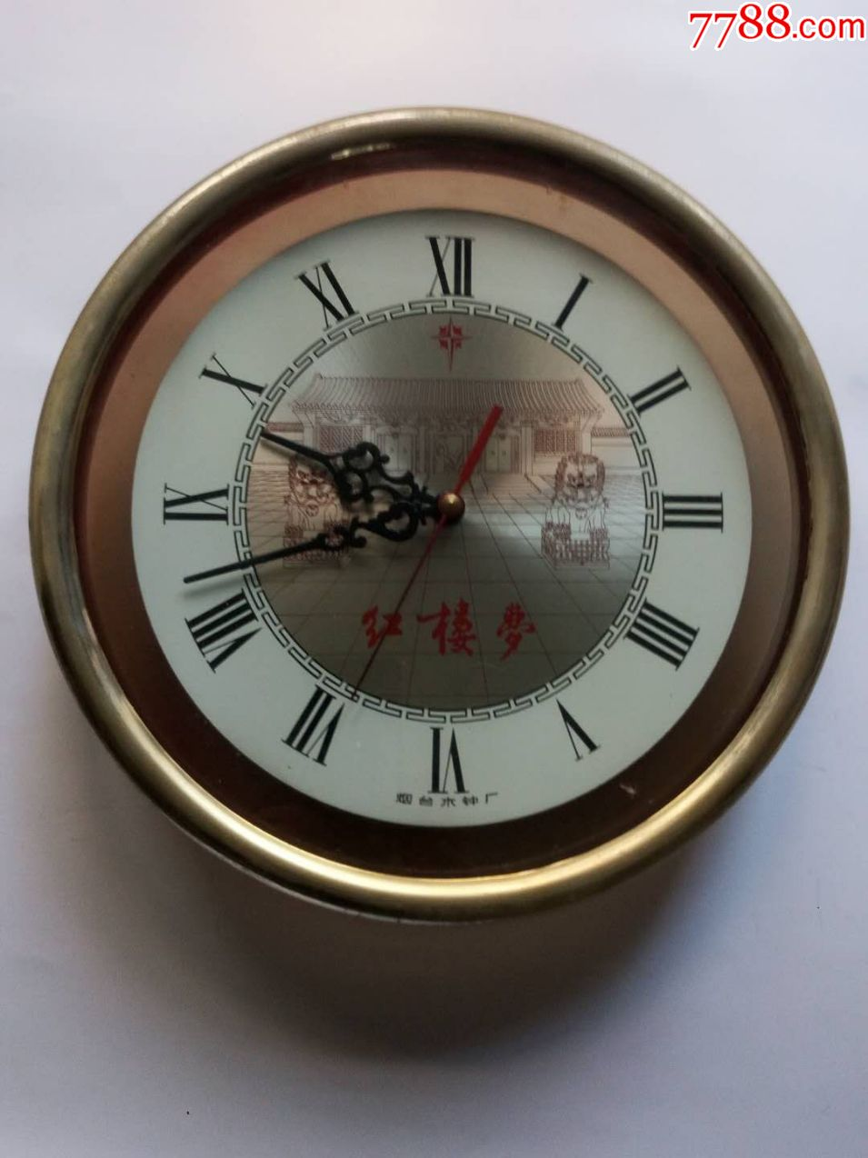 红楼梦北极星石英钟(m)(au19176776)_