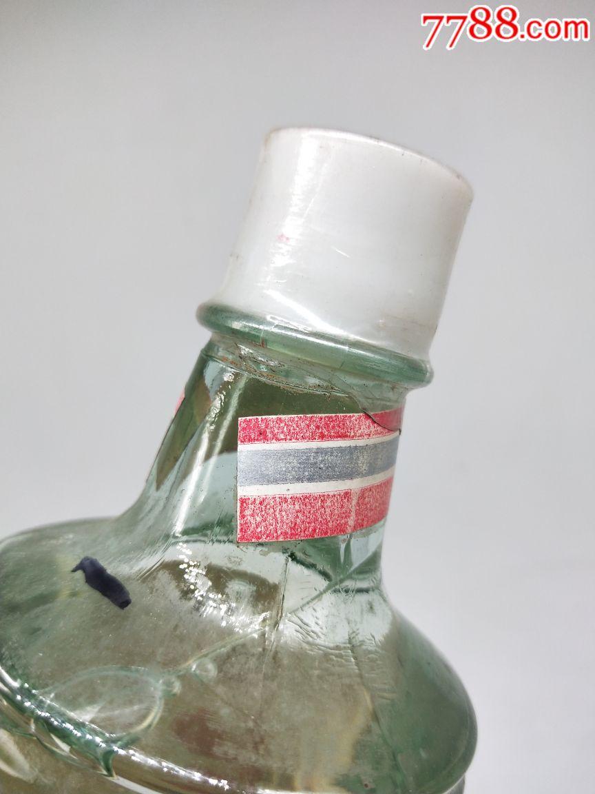 中国优质酒\/53优80年代湖南常德(德山大曲)