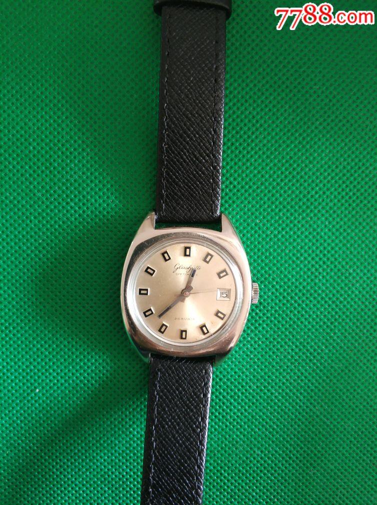 格拉苏蒂自动机械手表(au19383073)_