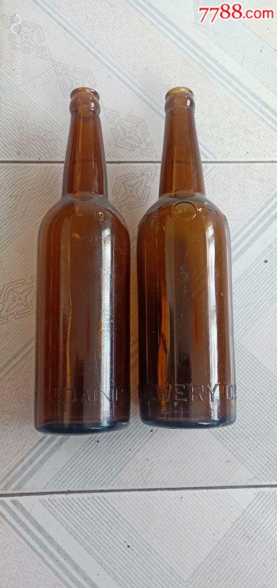 二战bv1946日军洋酒瓶一对(zc19415100)_