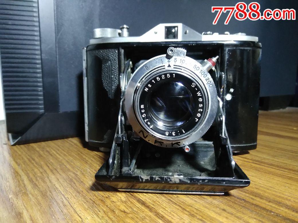 日本原产NKKJ折叠机1950年产(au19423900)_