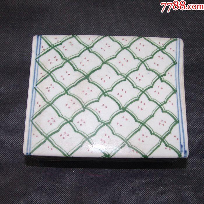 民国瓷枕(au19485976)_