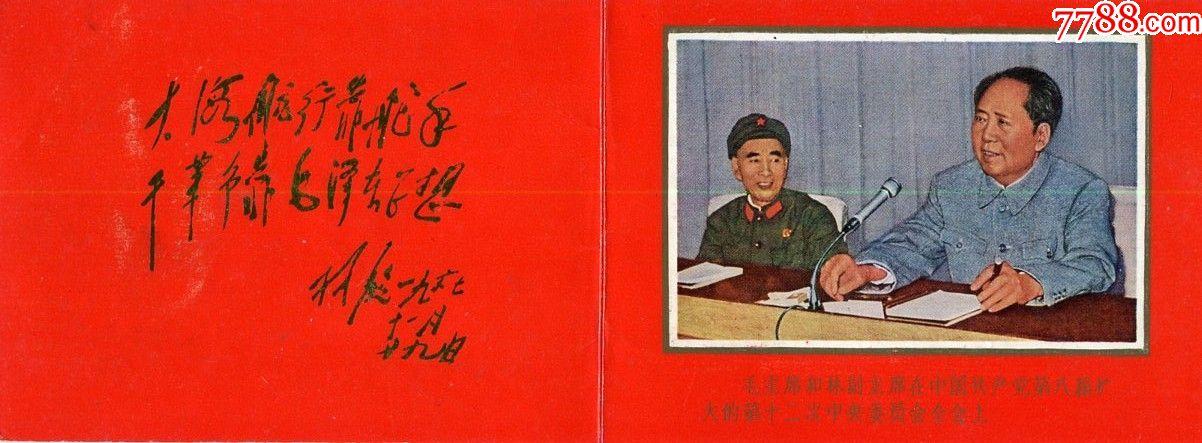 有林彪图与毛主席在一起(au19537712)_