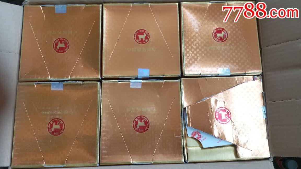 江苏洋河大曲(2009年46度500毫升一箱×6瓶)(au19572822)_