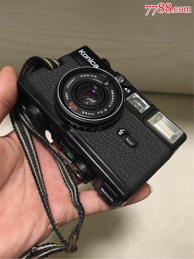 柯尼卡C35EF3傻瓜相机!功能正常好用
