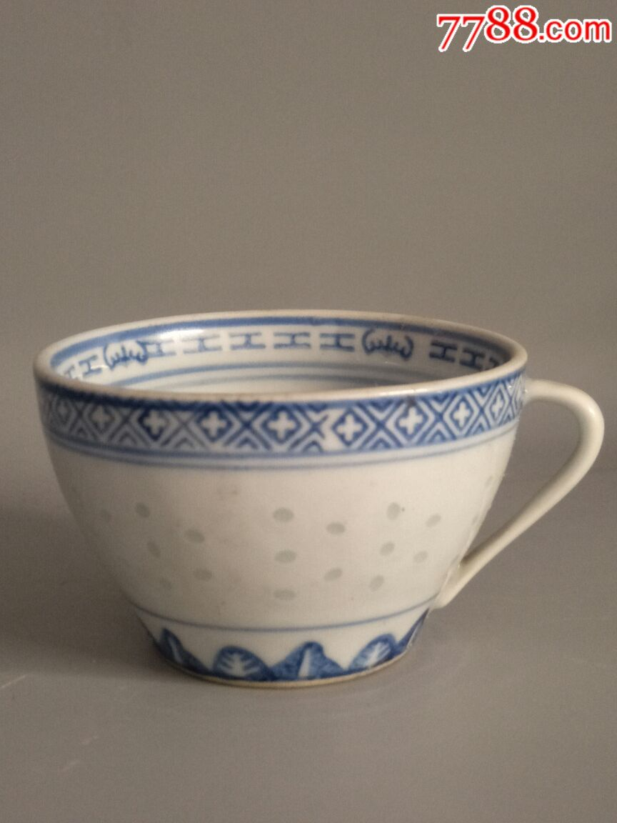 青花玲��茶杯(au19589547)_