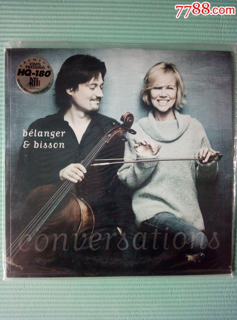 �l��全新黑�z唱片��h盛推�]安妮比森大提琴�c人�的�υ�Conversations(au19633598)_