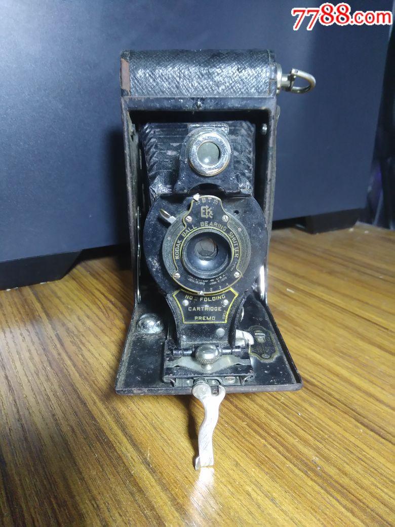 古董百年柯达皮腔机值得收藏(au19638062)_