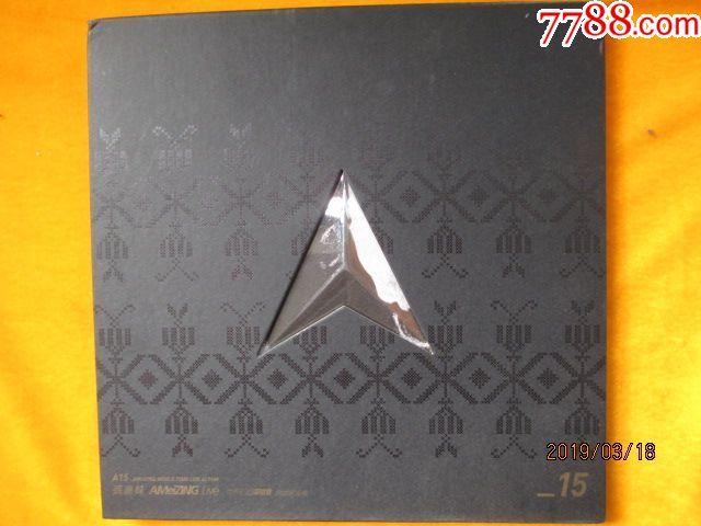 张惠妹世界巡回演唱会跨世纪盛典DVD(au19640842)_