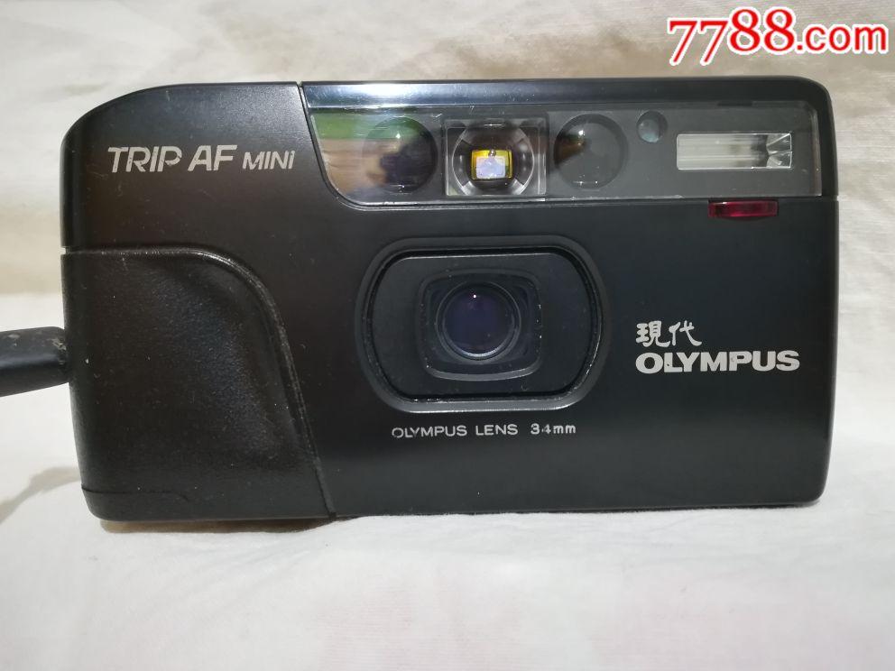 唯一在售带汉字的《现代奥林巴斯》34mm定焦镜头傻瓜相机(au19645262)_