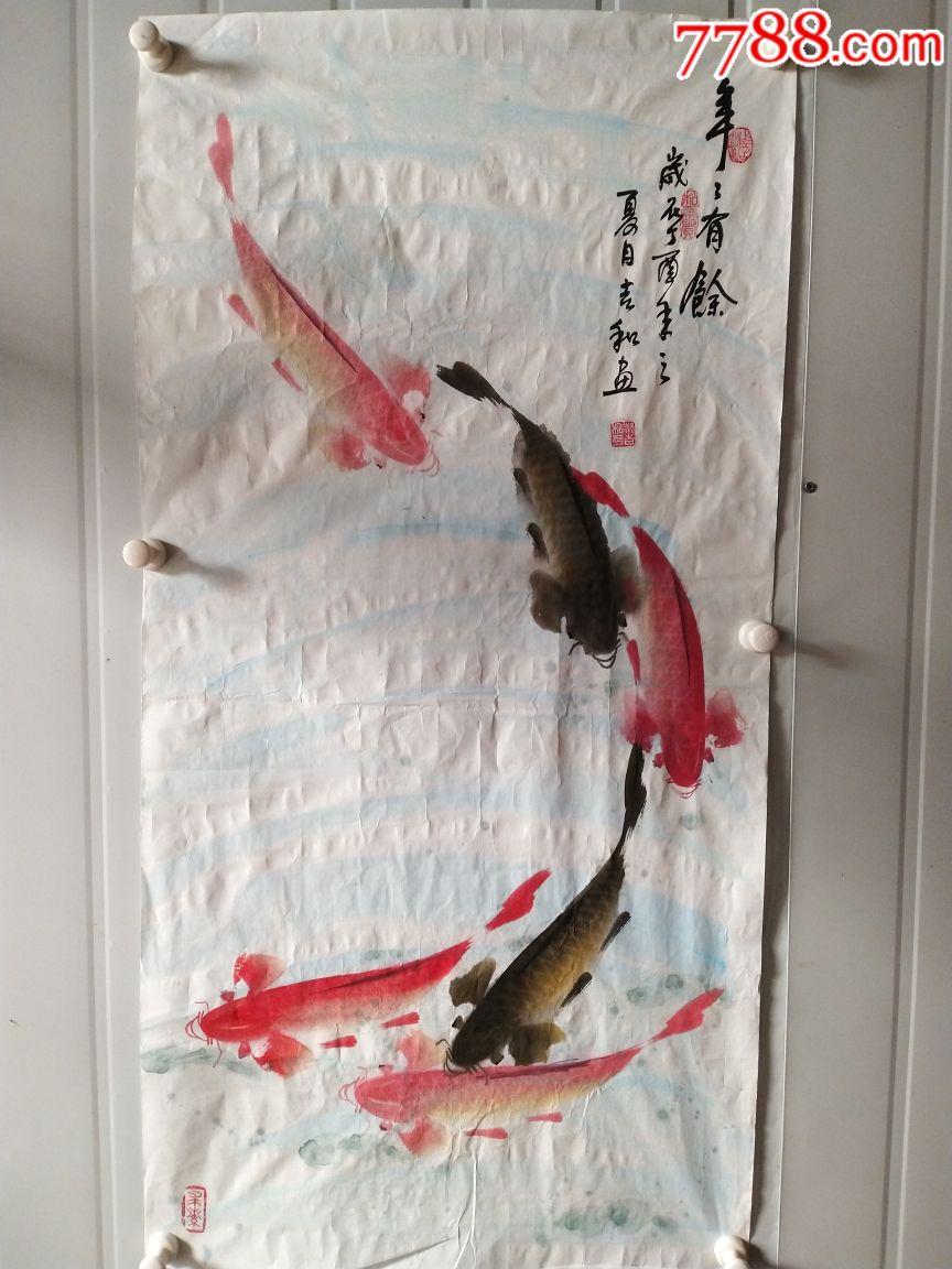 郝吉和老师精品六顺图,低价起拍,欢迎捡漏(au19648324)_