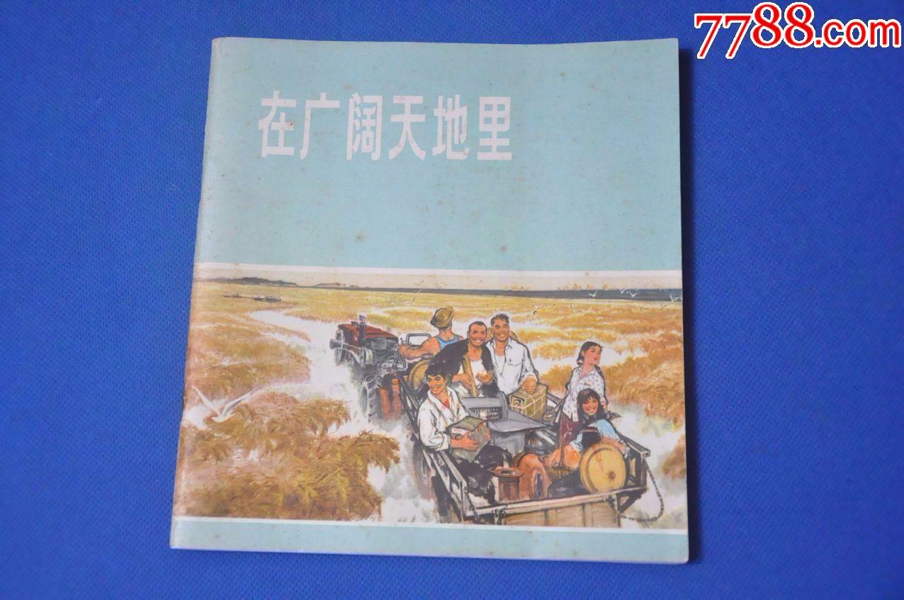 在广阔天地里(美术作品选)――人民美术出版社(au19653047)_