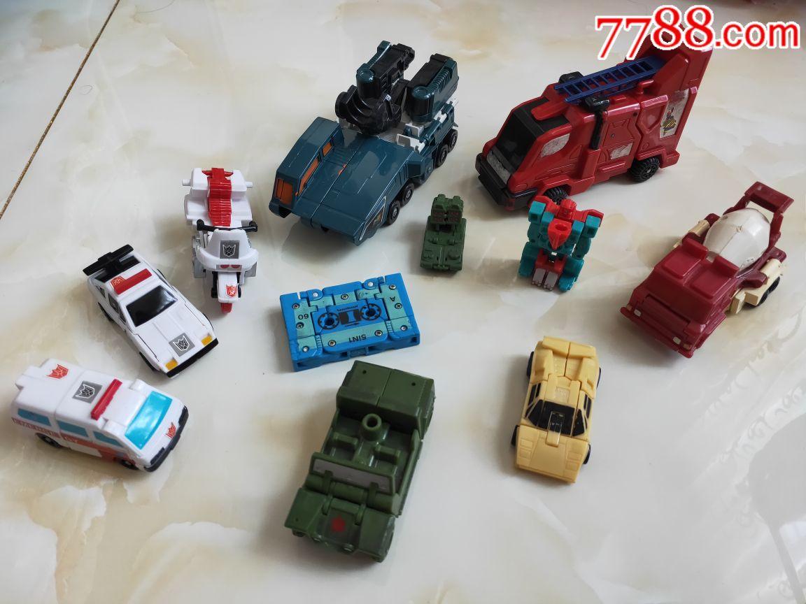 老变形金刚玩具(au19677193)_