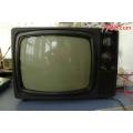 日立12寸黑白电视机-¥100 元_收音机_7788网