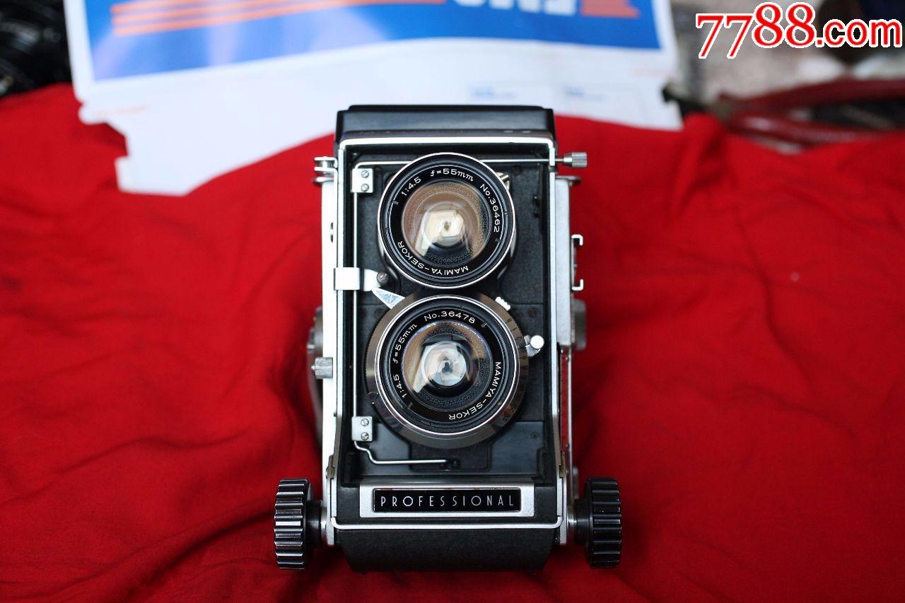 玛米亚C33双反相机55/4.5超广角定焦套机(au19700563)_