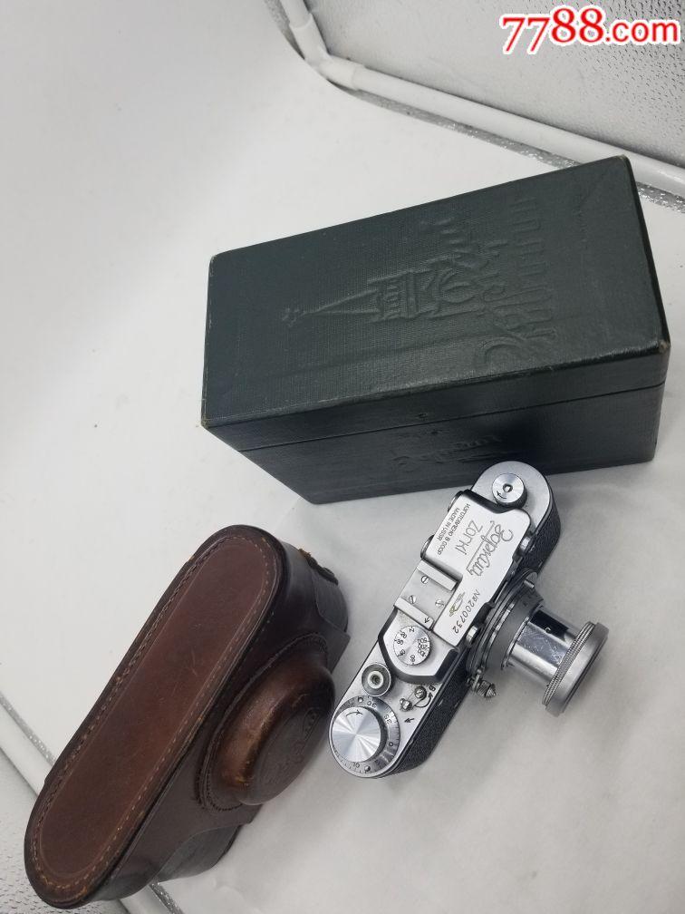 苏产仿莱卡双语版卓尔基原型相机全套_价格727元_第2张_