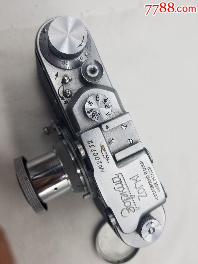 苏产仿莱卡双语版卓尔基原型相机全套_价格727元_第4张_