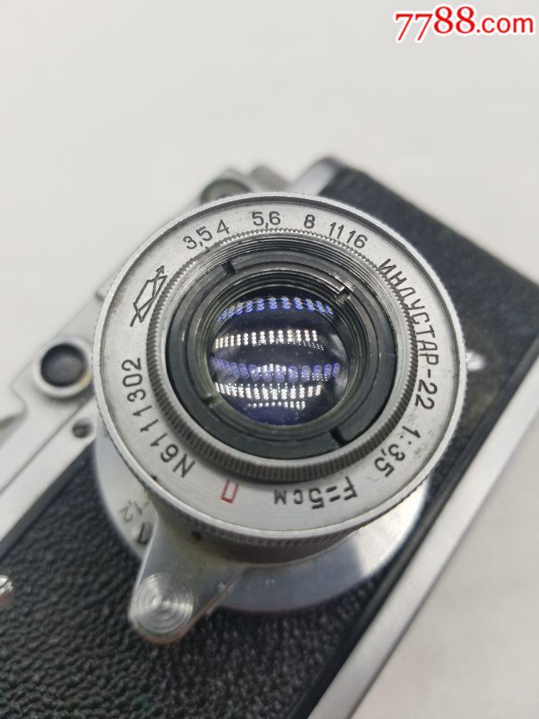 苏产仿莱卡双语版卓尔基原型相机全套_价格727元_第7张_