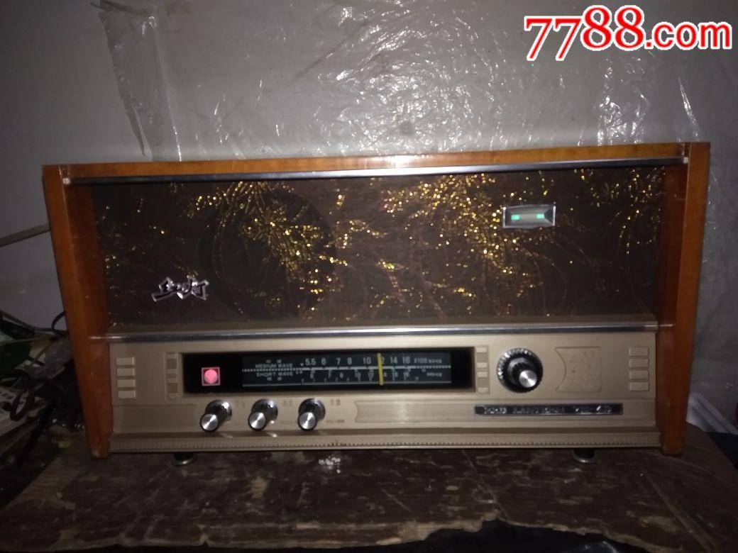 红灯711-4D收音机,83年产嘎嘎新(au19750706)_